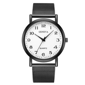 Other - ⌚️NEW⌚️ Unisex Luxury Stainless Steel Quartz Watch